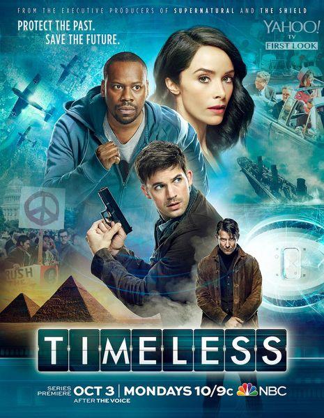 Timeless_NBC_Sezonul 1_P