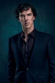 Picture shows: Sherlock Holmes (BENEDICT CUMBERBATCH)