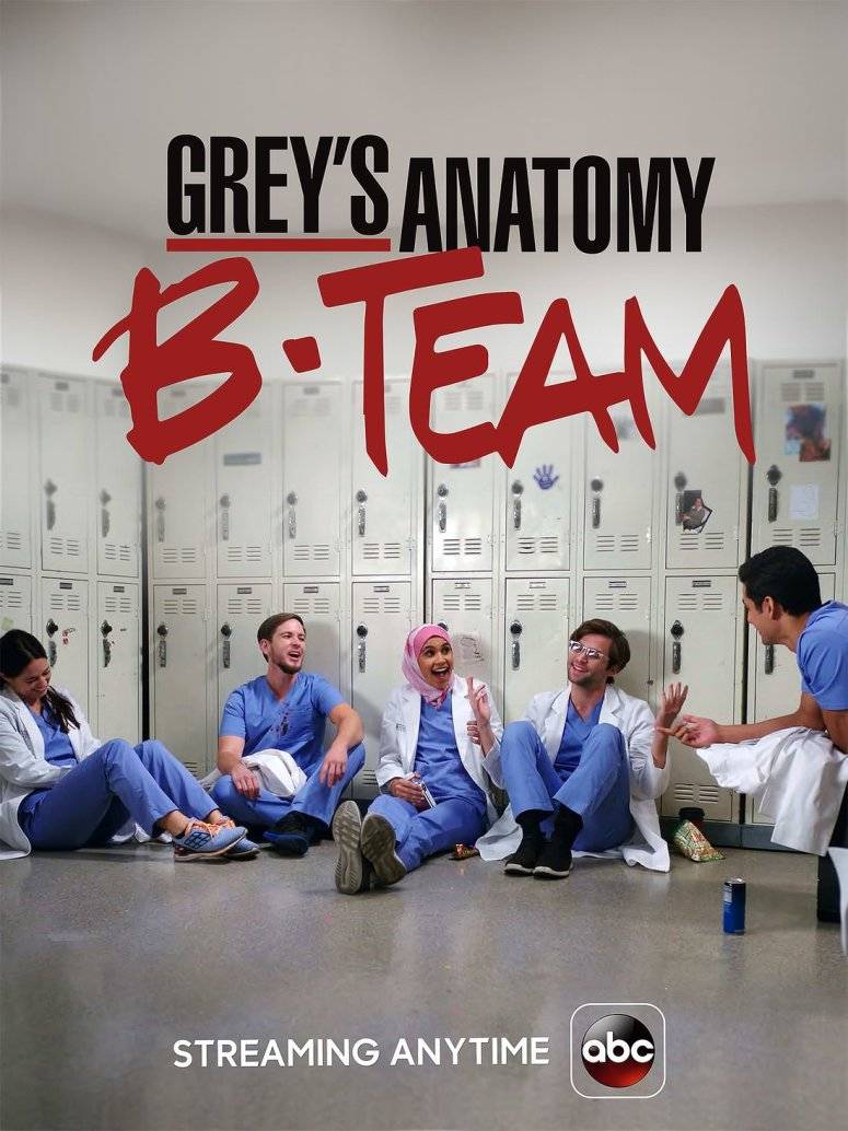Grey's Anatomy Credit: ABC