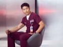 CHICAGO MED -- Season 3 -- Pictured: Brian Tee as Dr. Ethan Choi -- (Photo by Nino Munoz/NBC)