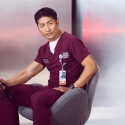 CHICAGO MED -- Season 3 -- Pictured: Brian Tee as Dr. Ethan Choi -- (Photo by Nino Munoz/NBC)