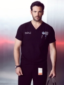CHICAGO MED -- Season 3 -- Pictured: Colin Donnell as Dr. Connor Rhodes -- (Photo by Nino Munoz/NBC)