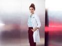 CHICAGO MED -- Season 3 -- Pictured: Rachel DiPillo as Sarah Reese -- (Photo by Nino Munoz/NBC)