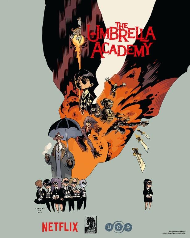 The Umbrella Academy_Netflix_P