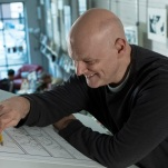 Erik Larsen - Robert Kirkman's Secret History of Comics _ Season 1, Episode 6 - Photo Credit: David Moir/AMC