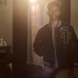 "MARVEL'S CLOAK & DAGGER - Freeform's ""Marvel's Cloak & Dagger"" stars Aubrey Joseph as Tyrone. (Freeform/Frank Ockenfels)"