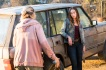 Jenna Elfman as Naomi, Alycia Debnam-Carey as Alicia Clark; group - Fear the Walking Dead _ Season 4, Episode 4 - Photo Credit: Richard Foreman, Jr/AMC