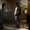 Frank Dillane as Nick Clark, Danay Garcia as Luciana; group- Fear the Walking Dead _ Season 4, Episode 4 - Photo Credit: Richard Foreman, Jr/AMC