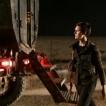 Maggie Grace as Althea; single - Fear the Walking Dead _ Season 4, Episode 4 - Photo Credit: Richard Foreman, Jr/AMC