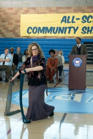 """THE GOLDBERGS: 1990-SOMETHING - This Goldbergs-inspired special event picks up where the Goldberg family leaves off at William Penn Academy in the 1990s as former teacher and now Head of School John Glascott leads a faculty of teachers with wildly different views on how to mentor students and recruits his tough-as-nails-sister Lucy to join his staff and enroll her teenage daughters Felicia and Gigi as new students. Lucy is desperate to ensure they avoid the social pitfalls of high school and finds herself torn between Glascott's nurturing and communicative approach to parenting and Coach Mellor's tough-guy belief that physical competition brings out the best in students. Even Beverly Goldberg comes to visit the school's staff despite all her kids having already graduated and can't help but meddle one last time, on """"The Goldbergs: 1990-Something,"""" WEDNESDAY, JAN. 24 (8:00-8:30 p.m. EST), on The ABC Television Network. (ABC/Richard Cartwright) ANA GASTEYER, TIM MEADOWS"""