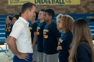"""THE GOLDBERGS: 1990-SOMETHING - This Goldbergs-inspired special event picks up where the Goldberg family leaves off at William Penn Academy in the 1990s as former teacher and now Head of School John Glascott leads a faculty of teachers with wildly different views on how to mentor students and recruits his tough-as-nails-sister Lucy to join his staff and enroll her teenage daughters Felicia and Gigi as new students. Lucy is desperate to ensure they avoid the social pitfalls of high school and finds herself torn between Glascott's nurturing and communicative approach to parenting and Coach Mellor's tough-guy belief that physical competition brings out the best in students. Even Beverly Goldberg comes to visit the school's staff despite all her kids having already graduated and can't help but meddle one last time, on """"The Goldbergs: 1990-Something,"""" WEDNESDAY, JAN. 24 (8:00-8:30 p.m. EST), on The ABC Television Network. (ABC/Richard Cartwright) BRYAN CALLEN, RACHEL CROW"""