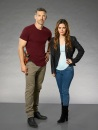 "TAKE TWO - ABC's ""Take Two"" stars Eddie Cibrian as Eddie, and Rachel Bilson as Sam. (ABC/Craig Sjodin)"