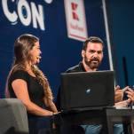 Comic Con9_Maya&Yehuda Devir