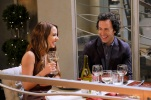 "YOUNG & HUNGRY - ""Young & Third WheelÓ - Josh decides to set Sofia up with someone, in hopes sheÕll be less of a third wheel in his and GabiÕs relationship.Ê But when Sofia hits it off with JoshÕs dentist, Gabi isnÕt so sure heÕs the right one for her friend.Ê Meanwhile, Elliot turns to Yolanda for help in reigniting the spark between him and Alan.Ê Guest starring Bryan Safi, Lainie Kazan, and series star Aimee CarreroÕs real life husband Tim Rock. This episode of ""Young & HungryÓ airs Wednesday, June 20 (8:30 - 9:00 p.m. EDT) on Freeform. (Freeform/Tony Rivetti) AIMEE CARRERO, TIM ROCK"