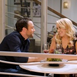 "YOUNG & HUNGRY - ""Young & Third WheelÓ - Josh decides to set Sofia up with someone, in hopes sheÕll be less of a third wheel in his and GabiÕs relationship.Ê But when Sofia hits it off with JoshÕs dentist, Gabi isnÕt so sure heÕs the right one for her friend.Ê Meanwhile, Elliot turns to Yolanda for help in reigniting the spark between him and Alan.Ê Guest starring Bryan Safi, Lainie Kazan, and series star Aimee CarreroÕs real life husband Tim Rock. This episode of ""Young & HungryÓ airs Wednesday, June 20 (8:30 - 9:00 p.m. EDT) on Freeform. (Freeform/Tony Rivetti) JONATHAN SADOWSKI, EMILY OSMENT"
