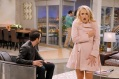"""YOUNG & HUNGRY - """"Young & Third WheelÓ - Josh decides to set Sofia up with someone, in hopes sheÕll be less of a third wheel in his and GabiÕs relationship.Ê But when Sofia hits it off with JoshÕs dentist, Gabi isnÕt so sure heÕs the right one for her friend.Ê Meanwhile, Elliot turns to Yolanda for help in reigniting the spark between him and Alan.Ê Guest starring Bryan Safi, Lainie Kazan, and series star Aimee CarreroÕs real life husband Tim Rock. This episode of """"Young & HungryÓ airs Wednesday, June 20 (8:30 - 9:00 p.m. EDT) on Freeform. (Freeform/Tony Rivetti) JONATHAN SADOWSKI, BRYAN SAFI, EMILY OSMENT"""
