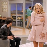 "YOUNG & HUNGRY - ""Young & Third WheelÓ - Josh decides to set Sofia up with someone, in hopes sheÕll be less of a third wheel in his and GabiÕs relationship.Ê But when Sofia hits it off with JoshÕs dentist, Gabi isnÕt so sure heÕs the right one for her friend.Ê Meanwhile, Elliot turns to Yolanda for help in reigniting the spark between him and Alan.Ê Guest starring Bryan Safi, Lainie Kazan, and series star Aimee CarreroÕs real life husband Tim Rock. This episode of ""Young & HungryÓ airs Wednesday, June 20 (8:30 - 9:00 p.m. EDT) on Freeform. (Freeform/Tony Rivetti) JONATHAN SADOWSKI, BRYAN SAFI, EMILY OSMENT"
