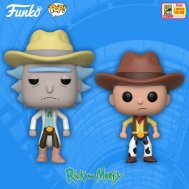 Funcko Pop!_Rick and Morty