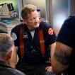 """CHICAGO MED -- """"When To Let Go"""" Episode 402 -- Pictured: Christian Stolte as Randy """"Mouch"""" McHolland -- (Photo by: Elizabeth Sisson/NBC)"""