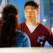 """CHICAGO MED -- """"When To Let Go"""" Episode 402 -- Pictured: Brian Tee as Ethan Choi -- (Photo by: Elizabeth Sisson/NBC)"""
