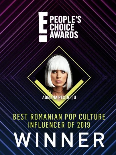 E! PCAs 2019- WINNER