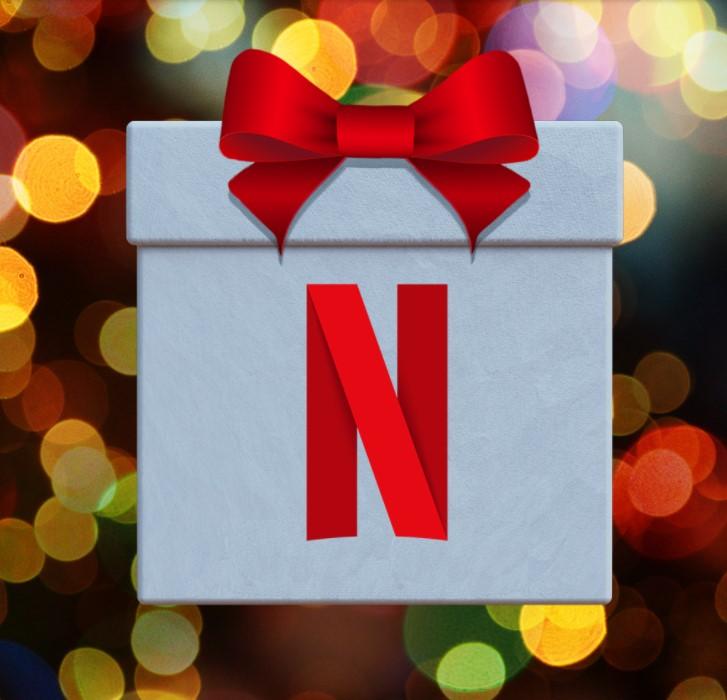 Netflix-Christmas gift